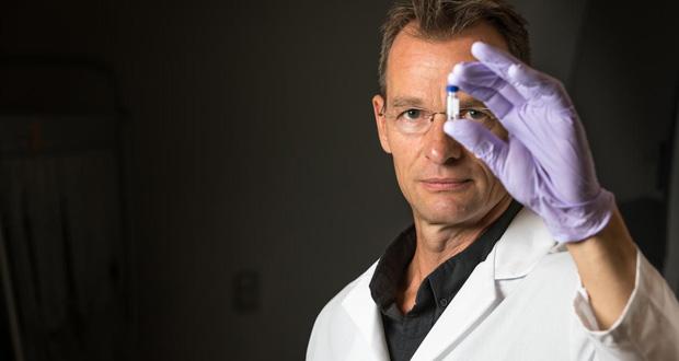 ASU Professor Rolf Halden